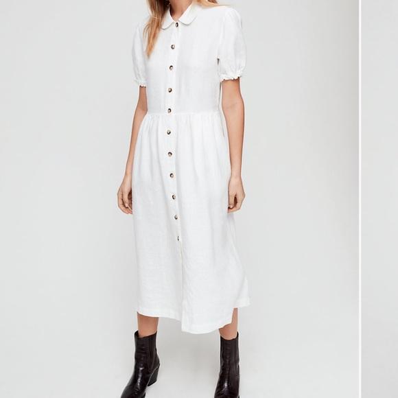 ARITZIA Wilfred Naeva dress